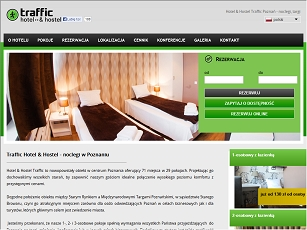Hotel Traffic - noclegi w centrum Poznania